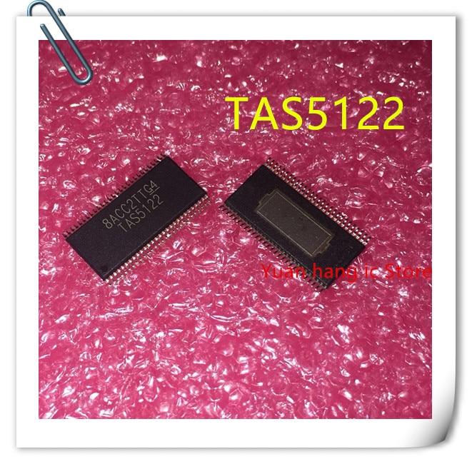 5 unids/lote TAS5122DCAR TAS5122 TSSOP-56 amplificador de Audio nuevo