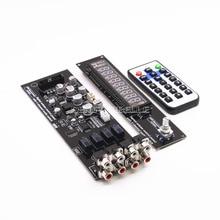 Assemblage carte de préamplificateur à distance CS3310 avec affichage VFD entrée 4 voies carte de contrôle de Volume numérique à télécommande de préamplificateur HiFi