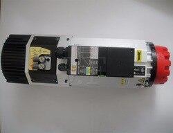 Ul, ul, o ar certificado atc refrigerou o eixo 7.5kw-9,0kw 10-12hp iso 30 24000 rpm ac380v/ac220v do nariz curto 3 fases