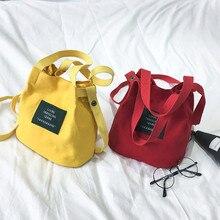 Bolsas de lona de moda, bolsas de mensajero de hombro para estudiantes, bolsas de hombro artístico para mujeres Joker para mujeres, 2019 sostenedor de bolso de compras grande
