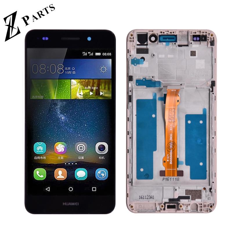 5,5 ''Für Huawei 5A Y6II Y6 II CAM-L23 CAM-L03 CAM-L21 CAM-AL00 CAM-TL00 LCD Display Touchscreen Digitizer Montage mit rahmen