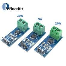 Модуль датчика переменного тока ACS712 5A 20A 30A для Arduino