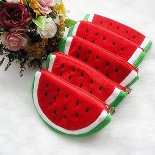 1Pc Fruit Big Volume Watermelon Cute Women Cloth Menstrual Pads Menstrual  Sanitary Towel Napkin Pad Purse Holder