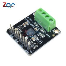Max31865 spi pt100/pt1000 rtd-à-digital conversor placa temperatura termopar sensor amplificador módulo para arduino 3.3 v/5 v
