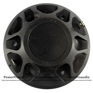 Replacement Diaphragm For Peavey RX14 Diaphragm , RX14 Tweeter Flat wire