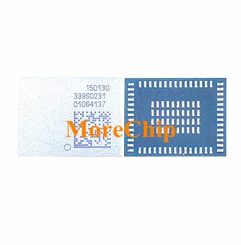 339S0231 para iPhone 6 6plus 6P U5201_RF módulo IC WiFi de baja temperatura tipo Wi-fi chip 10 unids/lote