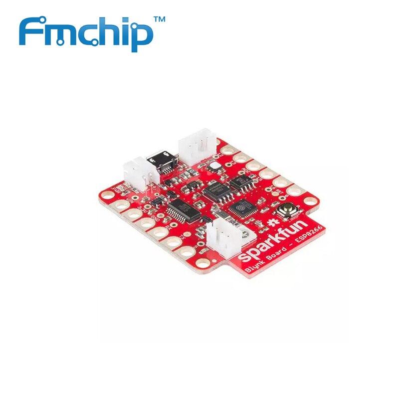 WRL-13794 RF/IF и RFID SPARKFUN BLYNK BOARD-ESP8266 RF Оценочные и развивающие наборы, доски