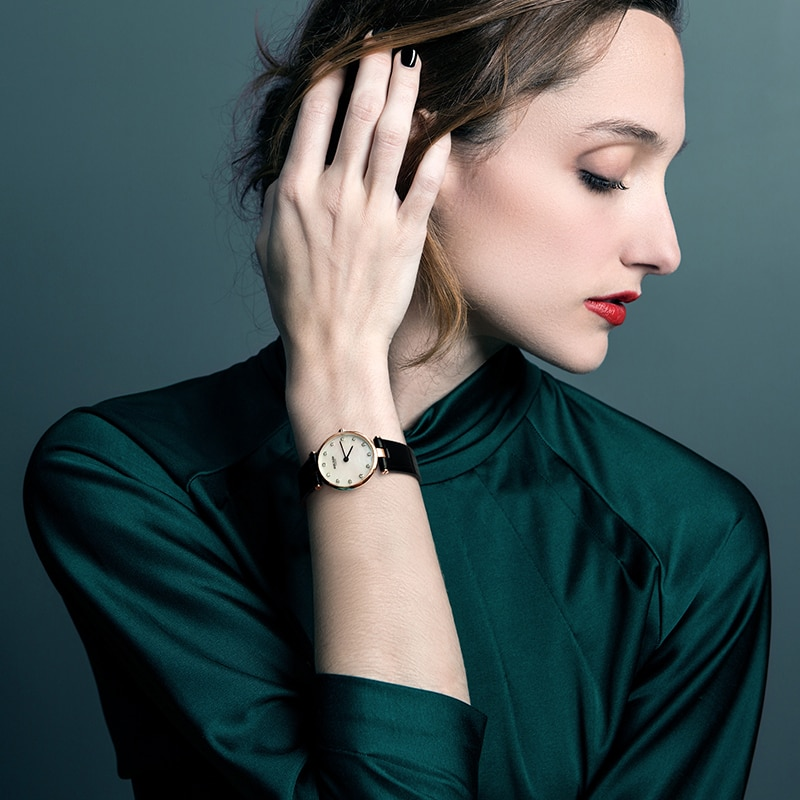 AGELOCER Women Watch Luxury Brand Fashion Casual Ladies Gold Watch Quartz Simple Clock Relogio Feminino Reloj Mujer Montre Femme enlarge