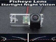 1080P Fisheye Lens Trajectory Tracks Car Rear view Camera for Buick Park Avenue 2009 2010 2011 2012 Chevrolet New Sail 2010 2011