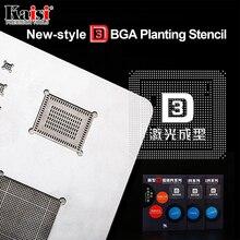 3D IC Chip BGA Reballing pochoir Kits ensemble A8 A9 A10 A11 A12 pochoir étain plaque outils à main pour iPhone 6 7G 8G 8P XR XS MAX series
