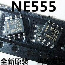 100 pièces/lot NE555 NE555D 555 SMD 555 NE SOP-8 en Stock