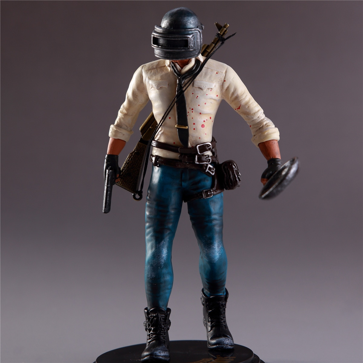 PUBG Playerunknowns BattleGrounds hombres/mujeres, figura de PVC, juguete de modelos coleccionables
