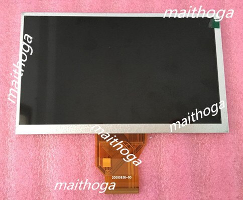 INNOLUX 7,0 pulgadas de pantalla TFT LCD de pantalla AT070TN90 WVGA 800 (RGB) * 480
