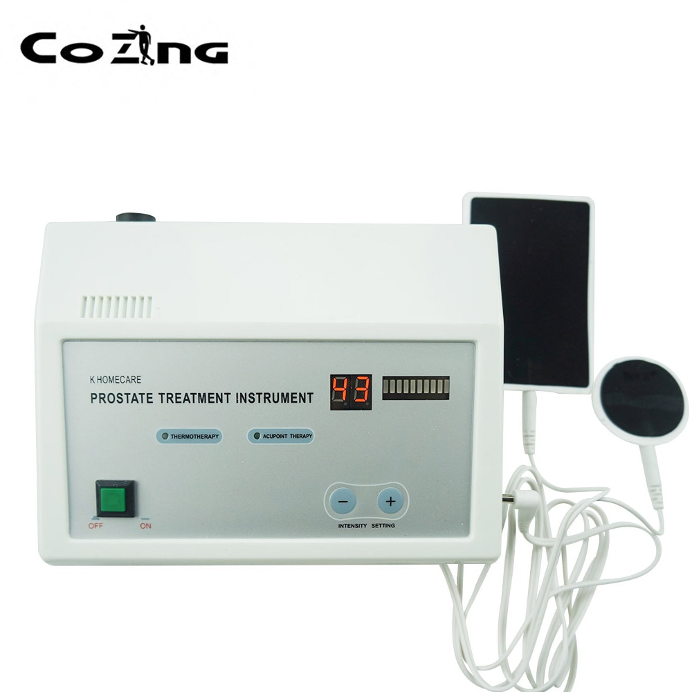 COZING Equipamentos de Tratamento Da Próstata próstata Massagem ferramentas cuidados Pessoais de Saúde