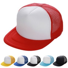 Womail baseball cap new Unisex Mesh Baseball Cap Hat Blank Visor Hat Adjustable Flat Hat Outdoor fanshion daily 2020  f21