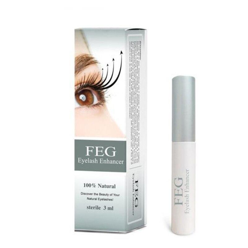 Maquillaje de hierbas de gran alcance chino tratamientos de crecimiento de pestañas suero líquido potenciador de pestañas más largo y grueso 3ml para máscara de pestañas