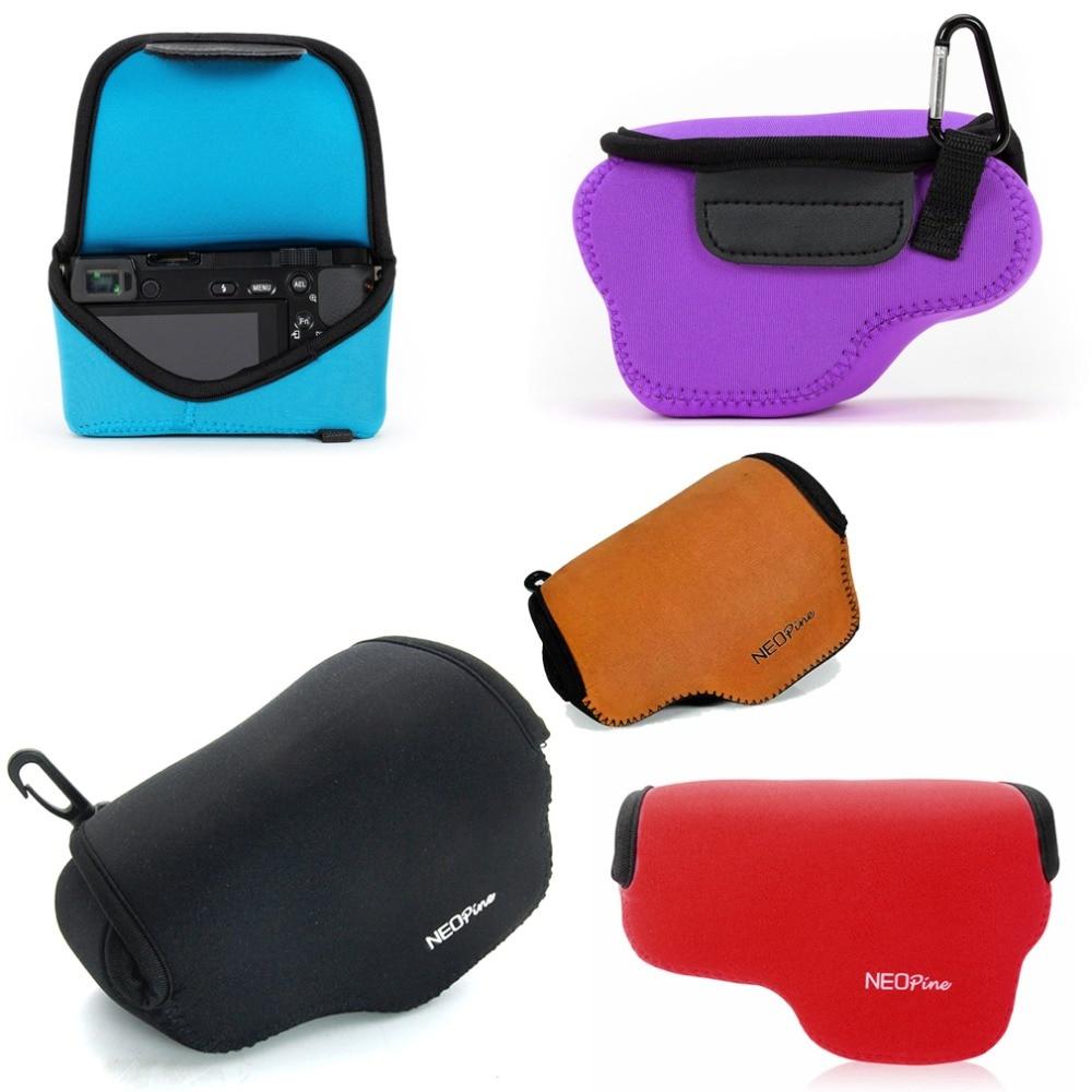 Neoprene Camera Case Bag for Olympus PEN E-PL10 EPL 10 E-PL9 EPL9 E-PL8 E-PL7 with 14-42mm F3.5-5.6