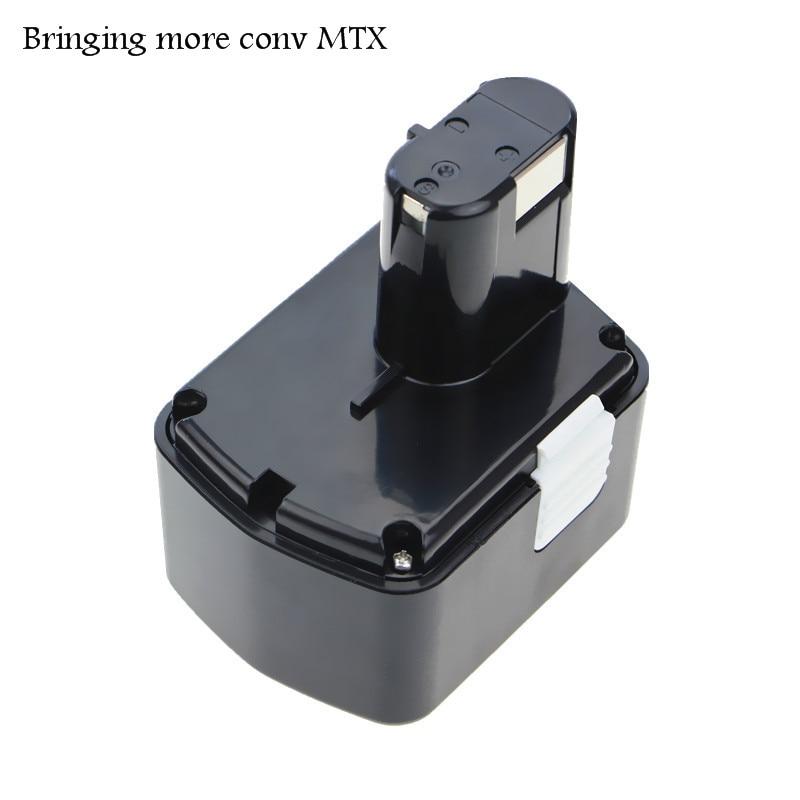 BCL1415 14,4 V NI-MH batería para Hitachi 14,4 V 3000mA BCL1415 14,4 V NI-CD/NI-MH batería