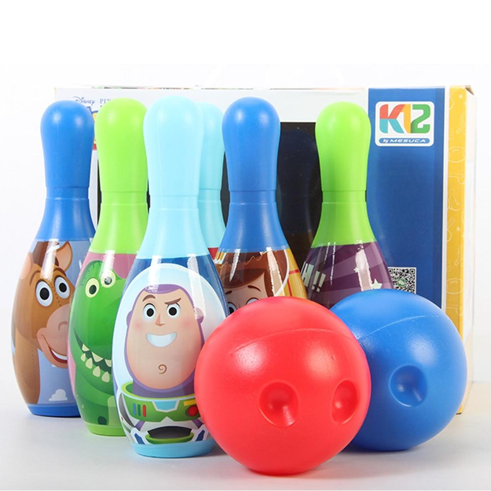 Дети боулинг набор игрушки История игрушек новые продукты Толстовка для
