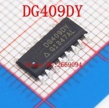 10 stks/50 stks gratis verzending DG409 DG409DY DG409D SOP16 100% NIEUWE
