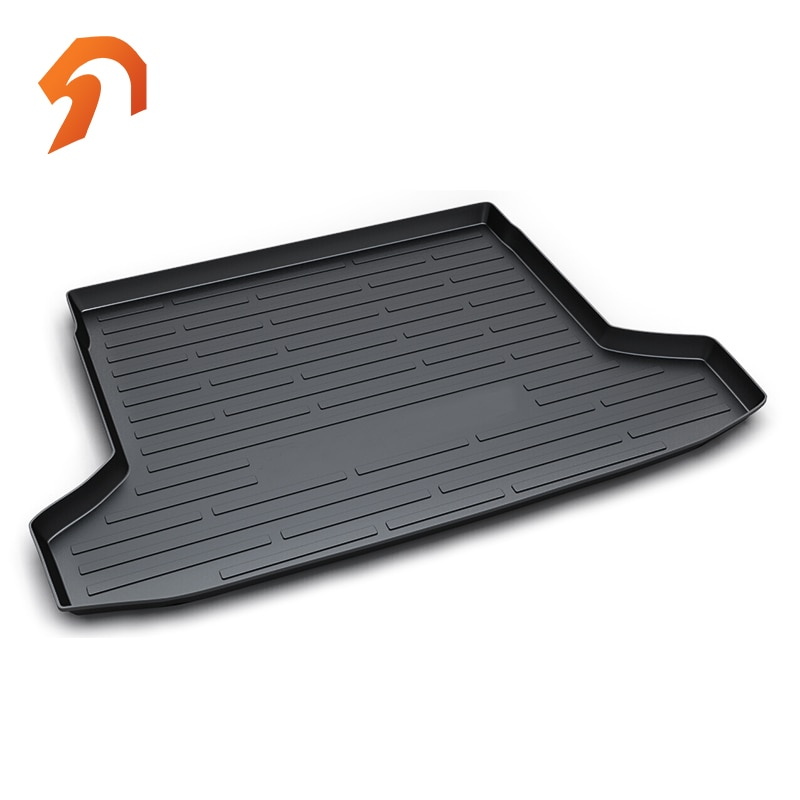 Alfombrillas de goma para cubierta de maletero forro de maletero bandeja de maletero para Peugeot 508 alfombras