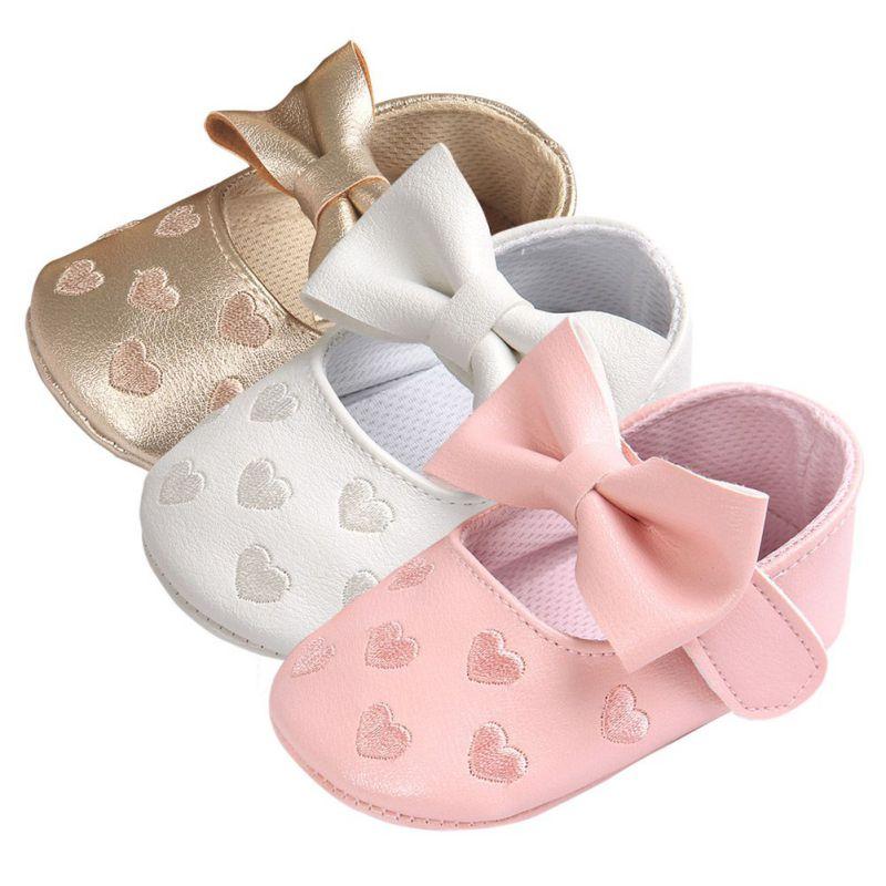 Bebe/мокасины из искусственной кожи для маленьких мальчиков и девочек; Moccs; обувь с бантом и бахромой; мягкая нескользящая обувь; обувь для кро...