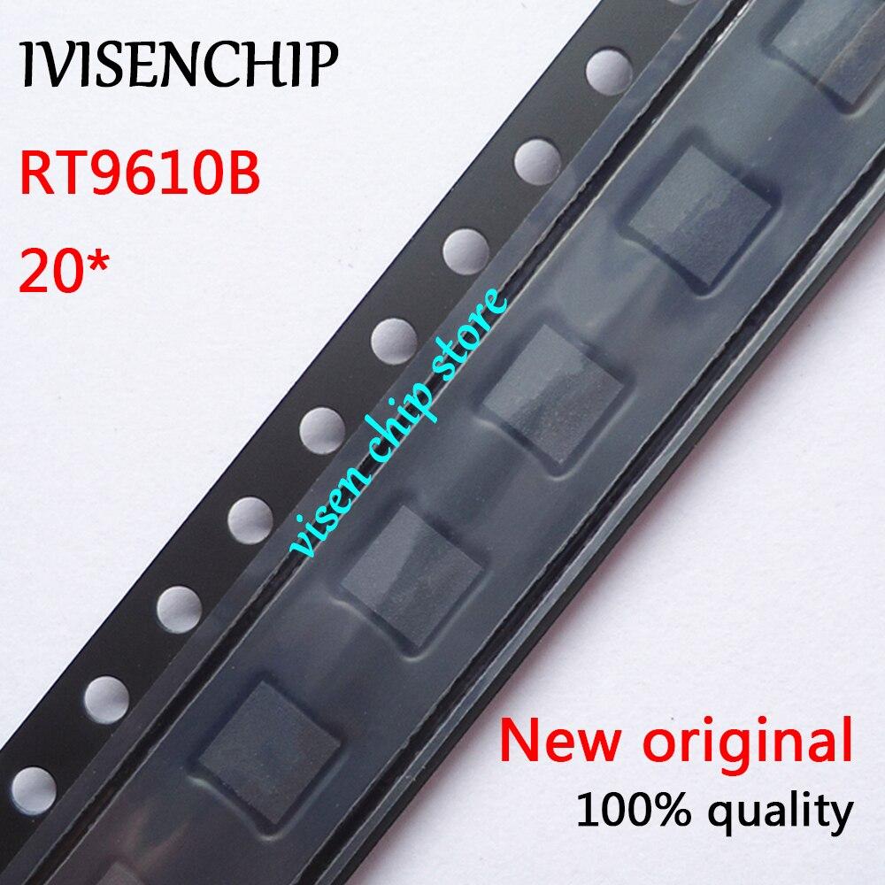 5 piezas RT9610BZQW RT9610BGQW RT9610B (209 20 W 20H.) QFN-8