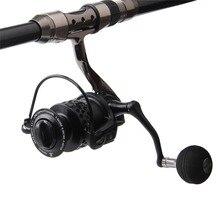 JSM 1000-7000 Series Spinning Fishing Reel 13BB + 1 Bearing Balls metal shaft Spinning Reels for pike bass fishing