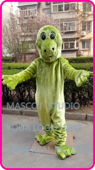 Disfraz de dinosaurio dragón mascota disfraz de dinosaurio mascota personalizado disfraz de fantasía anime kits de cosplay mascota de dibujos animados vestido de lujo