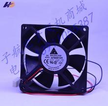 DELTA AFB0812H 80*80*25.4mm 8025 12 V 0.24A 3 draad chassis fan power fan