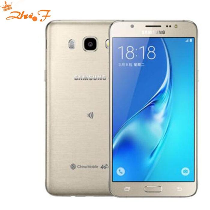 J5108 Samsung Galaxy J5 (2016) teléfono 2GB 16GB ROM 5,2