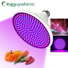 Kaguyahime Led Grow Light E27 Lampada Led Grow Lamp Volledige Spectrum 4W 30W 50W 80W Indoor plant Lamp Ir Uv Bloeiende Hydrocultuur