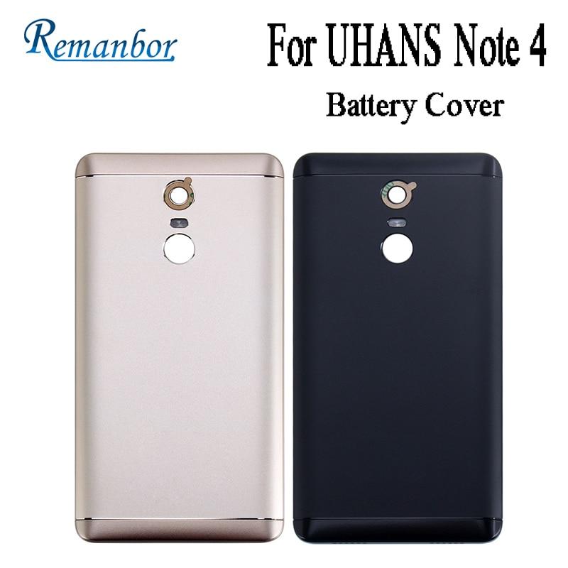 Remanbor 5,5 para UHANS Note 4 funda de batería funda protectora trasera de batería reemplazo para UHANS Note 4 accesorios de teléfono