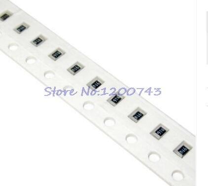 100 шт./лот 1206 SMD резистор 1% 10K ohm Чип резистор 0,25 W 1/4W 103