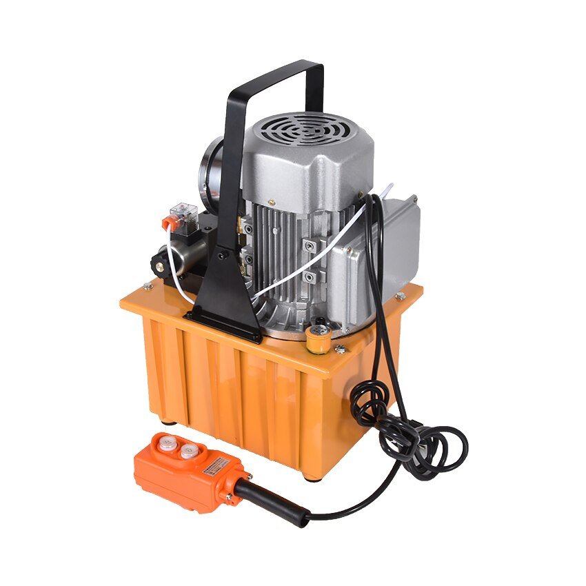 220V مزدوج عمل الكهربائية الهيدروليكية مضخة GYB-700AII سعة خزان 7L (للتخصيص) المحرك الهيدروليكي مضخة 1400r/دقيقة