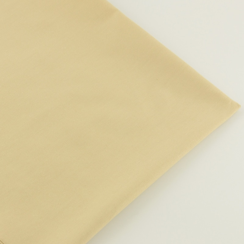 50cm x 160 cm/stück Licht Khaki baumwolle Stoff für Tilda Puppe Twill Tuch Patchwork Quilten bettwäsche hause textil Reaktiven Färben