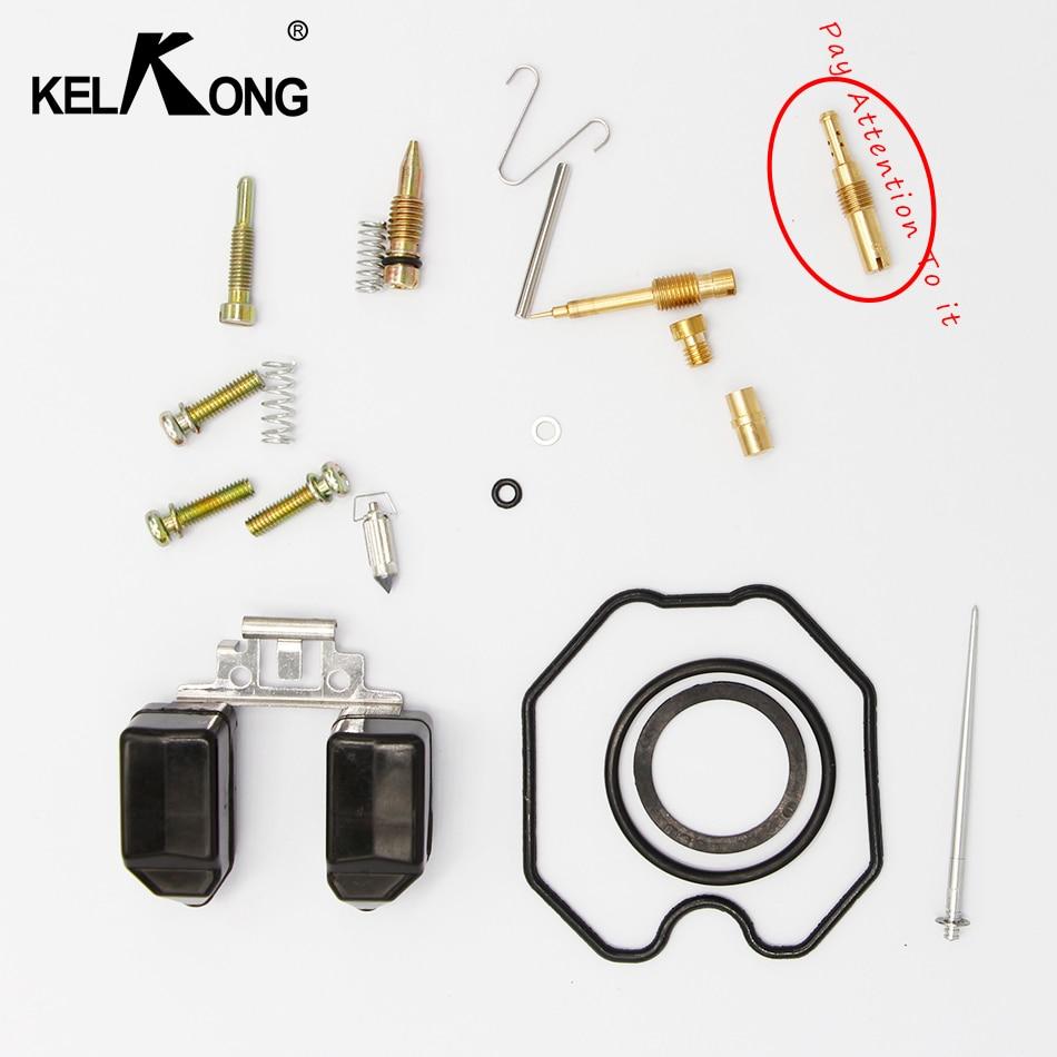 KELKONG montar motocicleta de tipo Park carburador PZ 26/27/30 Kits de reparación de CG 125/150/250 de carbohidratos (configuración normal)