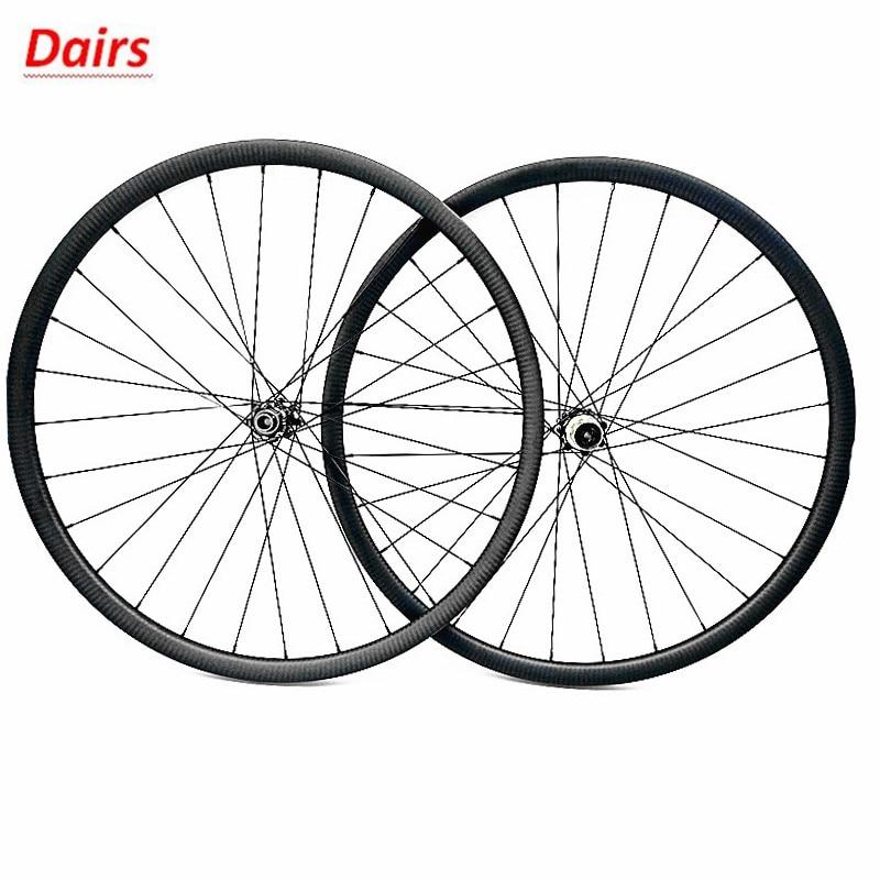 27.5er carbon mtb wheels Asymmetry 35x25mm tubeless powerway M42 100x15 142x12 bicycle disc mtb wheels pillar 1420 spokes
