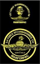 Marine Corps 1St Force Reconnaissance Company Usmc Recon Camp Pendleton T-Shirt new Fashion Men Men Tops Tee shirt