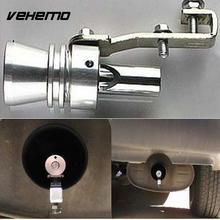 S/M/L/XL tuyau en alliage daluminium sifflet Turbo sifflet meilleurs cadeaux son sifflet simulateur de voiture décoration universelle éruption