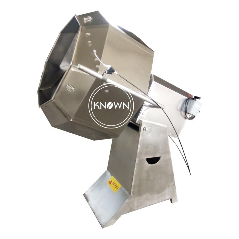 Máquina de tempero máquina de tempero de batata frita máquina de tempero de farinha de trigo