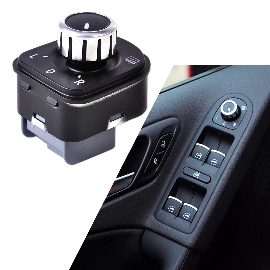 Beler зеркало регулирует переключатель управления ручка 5ND959565B 5K1 959 565 подходит для VW Golf Jetta GTI MK5 MK6 Rabbit Passat B6 3C Tiguan