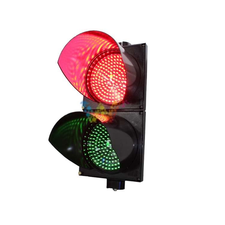 Wideway 200 мм корпус из поликарбоната, красный, зеленый, 2 характеристики, автомобильный светофор