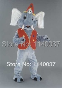 mascot Arabian Elephant mascot costume custom costume cosplay Cartoon Character carnival costume fancy Costume party