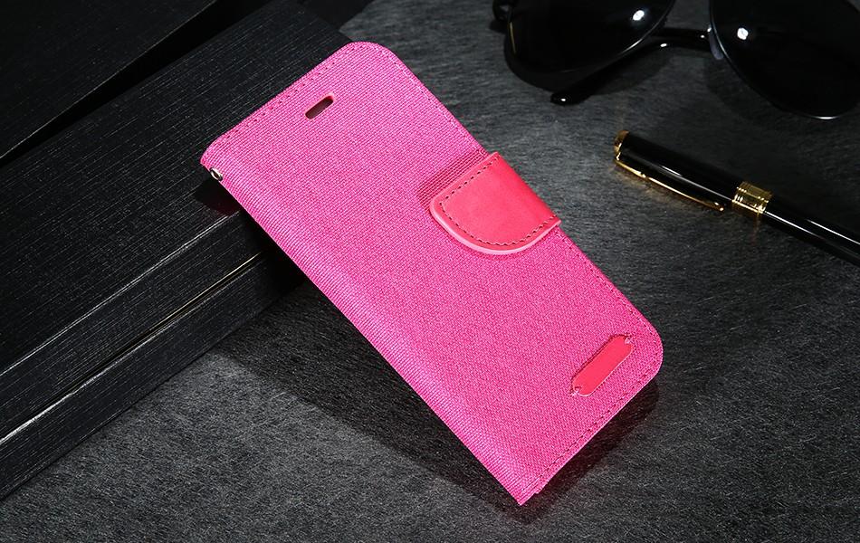 Kisscase stań portfel przerzuć przypadki dla iphone 6 6s 7 5 5S mody hit kolor slot kart skóra pokrywa dla iphone 7 6 s plus z logo 10