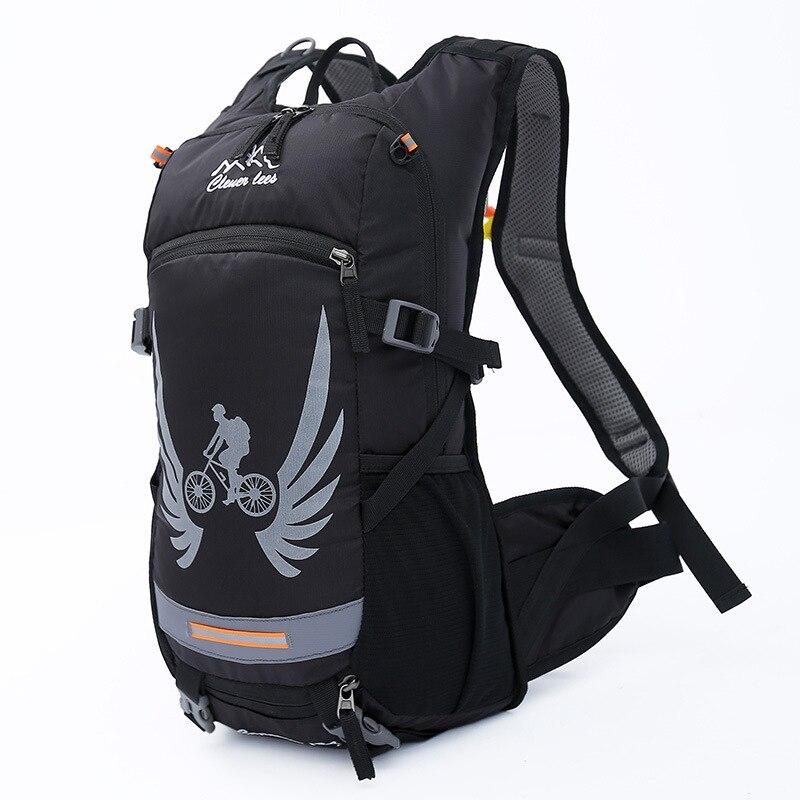 Bolsa de bicicleta mochila de Ciclismo MTB bisiklet aksesuar 18L escalada senderismo bolsas para accesorios de bicicletas mochila de montar al aire libre bolsa de bicicleta