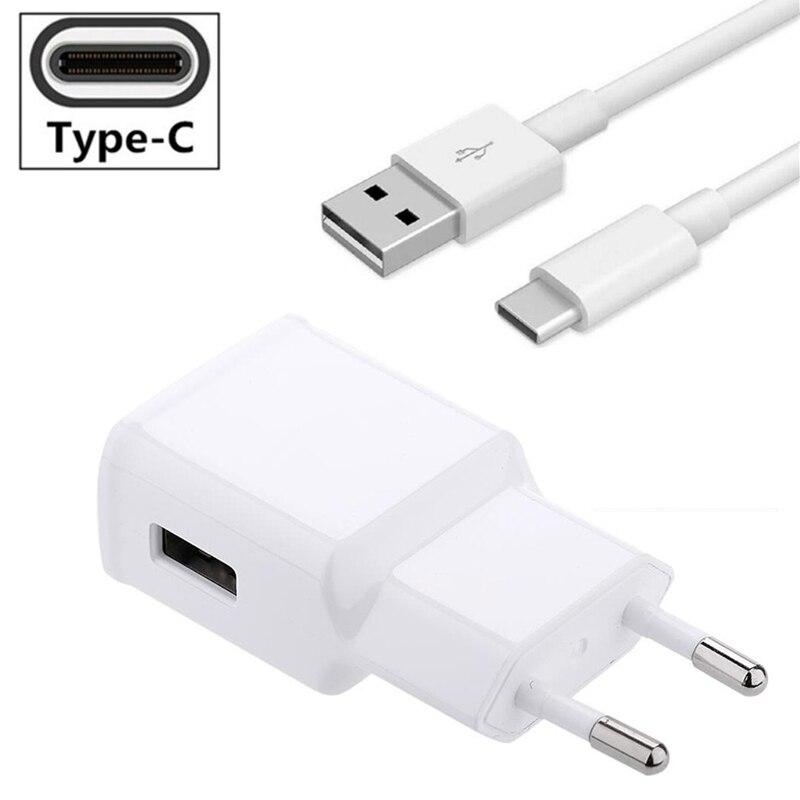 9 V 9 V 1.67A adaptativo cargador rápido USB-C Cable para Huawei P20 / P20 Pro P20 Lite P30 amigo 20 lite / pro Nova 3e 2S 3i Honor 10 9 V20