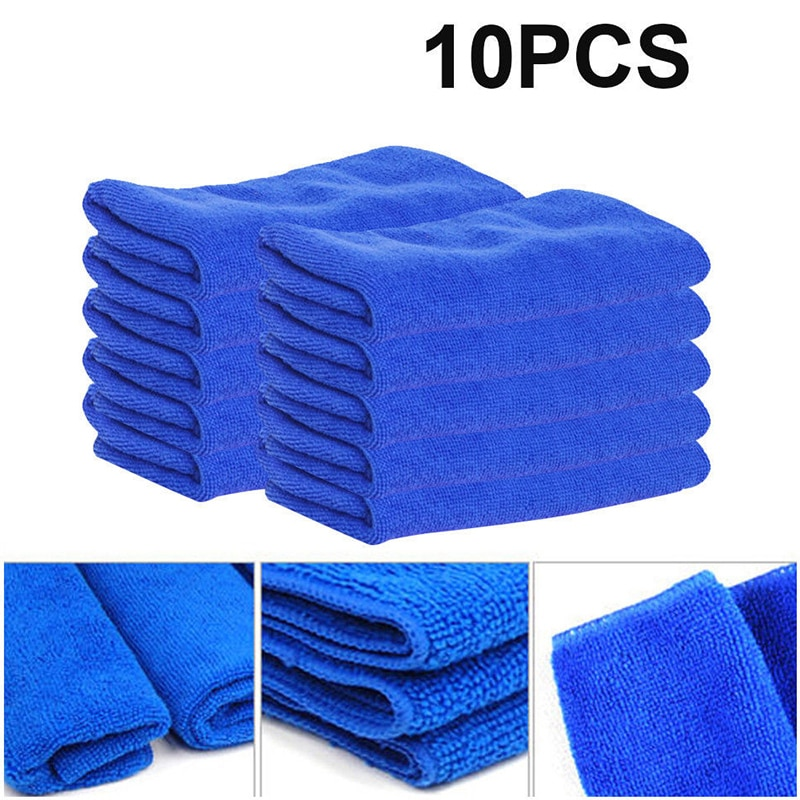 Detailing Towels Superfine fiber Cleaning Cloth wape Microfiber No-Scratch