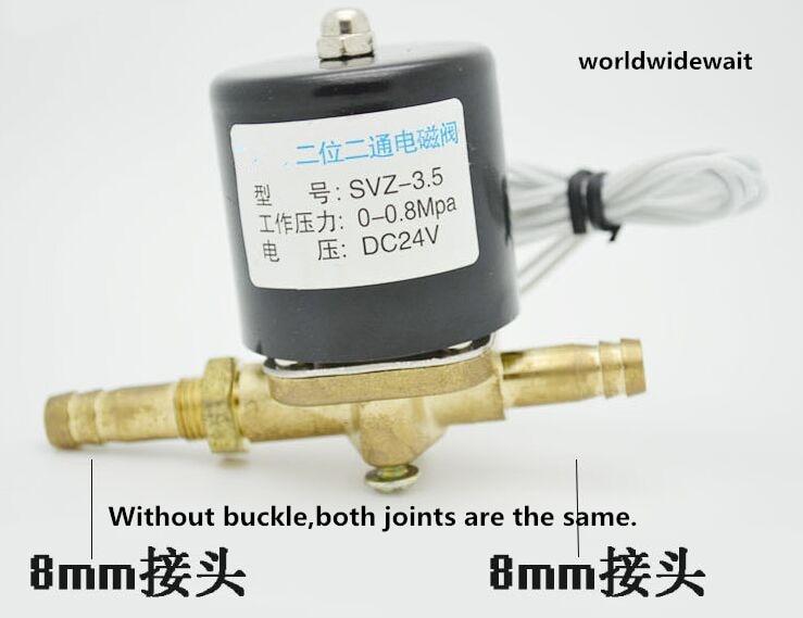 1 قطعة AC36V ألة لحام كهربائي الملف اللولبي صمام المغناطيسي صمامات