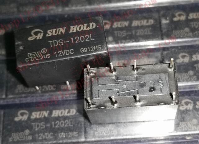Relé TDS-1202L 4078-12V